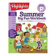 Summer Big Fun Workbook Preschool Readiness: Preschool Readiness