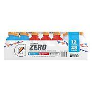 Gatorade Zero Thirst Quencher, 28 pk./12 fl. oz.