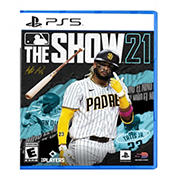 MLB The Show 21 (PS5)