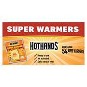 HotHands Super Warmers, 54 ct.