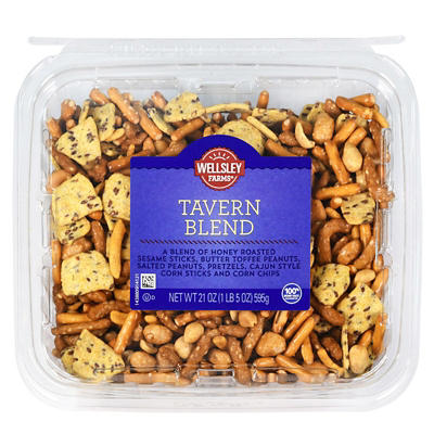 Wellsley Farms Tavern Blend Gourmet Snack Collection, 21 oz.