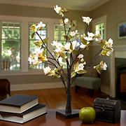 "National Tree Company 23"" LED Pear Blossom Tree"