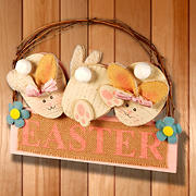"National Tree Company 12"" Easter Decoration"