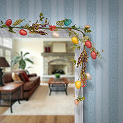 "National Tree Company 59"" Easter Eggs Garland"