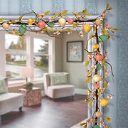 "National Tree Company 72"" Easter Egg Garland"