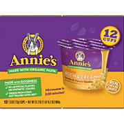 Annies Deluxe Mac & Cheese Microwave Cups, 12 ct.