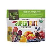 DeeBee's Organics SuperFruit Freezie, 35 pk.