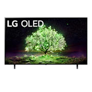 """LG 77"""" OLED 4K UHD Smart TV with AI ThinQ - OLED77A1AUA with $100 Streaming Credit"""