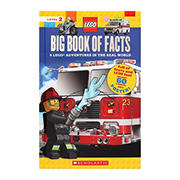 Big Book of Facts: 6 LEGO Adventures in the Real World