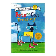 I Can Read: Pete the Cat Treasury