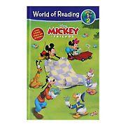 Disney Mickey & Friends (World of Reading, Levels 1 & 2)