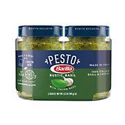 Barilla Traditional Rustic Basil Pesto, 2 ct.