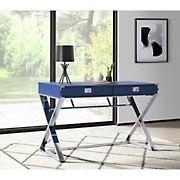 Picket House Furnishings Estelle Desk - Glossy Blue