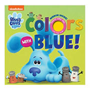 Nickelodeon Blues Clues & You!: Colors with Blue