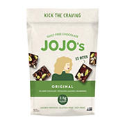 JOJO's Original Dark Chocolate Bites, 10 oz.