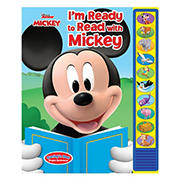 I'm Ready to Read with Mickey