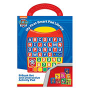 Nickelodeon PAW Patrol My First Smart Pad Library: 8-Book Set and Interactive Activity Pad