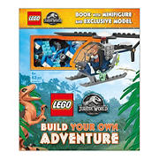 LEGO Jurassic World Build Your Own Adventure with Minifigure and Exclusive Model