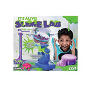 It's Alive! Slime Lab: 20 Freaky Science Experiments!