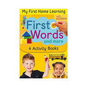 First Words and More: My Day; My World; Natural World; Things to Learn