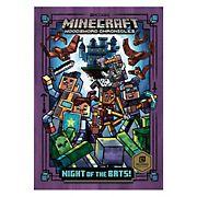 Night of the Bats! (Minecraft Woodsword Chronicles #2)