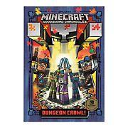 Dungeon Crawl! (Minecraft Woodsword Chronicles #5)