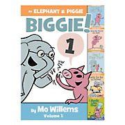 Elephant And Piggie Biggie Volume 1