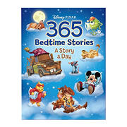 Disney Pixar 365 Bedtime Stories: A Story A Day