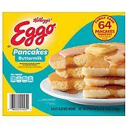 Kellogg's Eggo Frozen Pancakes, 64 ct.