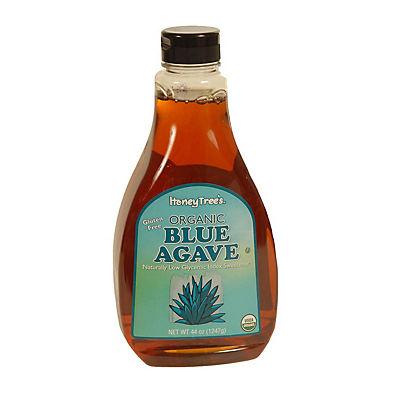 Honey Tree's Organic Blue Agave, 44 oz.