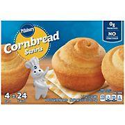 Pillsbury Cornbread Swirls, 6 ct./4 pk.