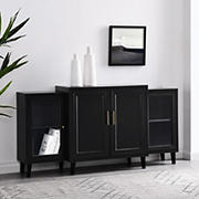 """W. Trends 62"""" Modern TV Stand for TVs up to 68"""""""