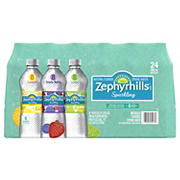 Zephyrhills Assorted Flavor Sparkling Natural Spring Water, 24 pk./16 oz.