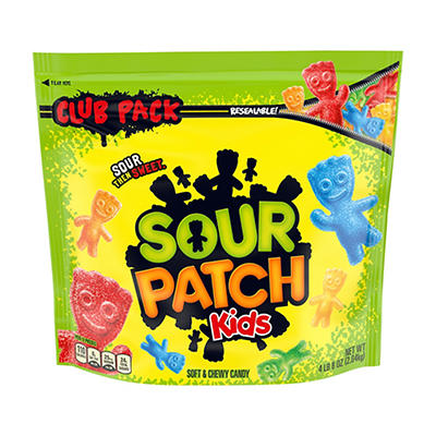 Sour Patch Kids, 56 oz.
