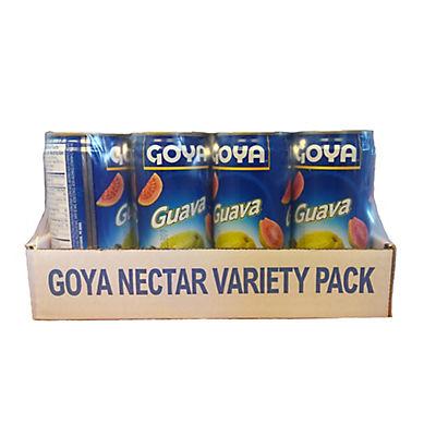 Goya Nectars Variety Pack, 12 ct./9.6 oz.