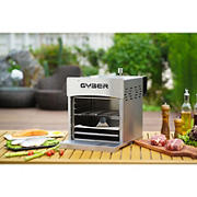 Dutton Infrared Stainless Steel Propane Gas Grill
