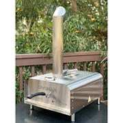 Fremont Portable Stainless Steel Wood Fired Pizza Oven