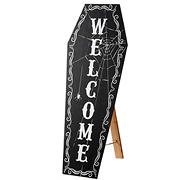 "National Tree 28"" Halloween Welcome Standup Sign"
