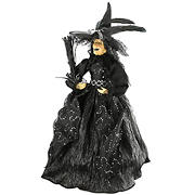 "National Tree 24"" Witch Halloween Decor"