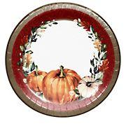 """Berkley Jensen Grateful Fall 10.25"""" Plate, 100 ct."""