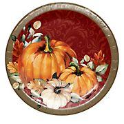 """Berkley Jensen Grateful Fall 7"""" Plate, 100 ct."""