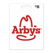 $15 Arby's Gift Card