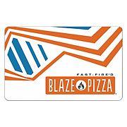 $15 Blaze Pizza Gift Card, 3 pk.