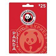 $25 Panda Express Gift Card