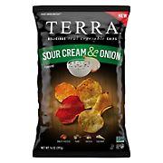 Terra Chips Sour Cream & Onion, 14 oz.