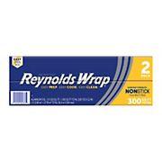 Reynolds Wrap Non Stick Foil, 2 ct.