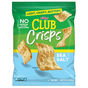 Kellogg's Sea Salt Club Cracker Crips, 20 oz.