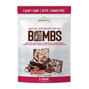 Natures Intent Keto Dark Chocolate Seed & Nuts Bombs