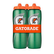Gatorade 32 oz. Contour Squeeze Bottles, 3 pk.