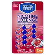 Mini Nicotine Polacrilex Lozenge, 2mg (Nicotine)
